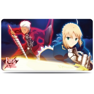 Fate/stay night Collection I Archer Saber Play Mat