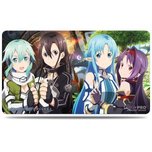 Sword Art Online II: Collection I - Bullets & Swords Play Mat