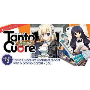 Tanto Cuore: Expanding the House - EN