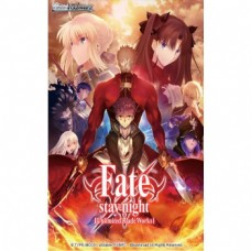 Weiß Schwarz - Booster Pack: Fate/stay night [Unlimited Blade Works] Vol. 2 - EN