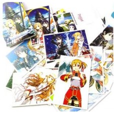 Sword Art Online Postcard (1 random)
