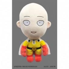 One Punch Man - Saitama – Happy Version Plush Figure 28cm