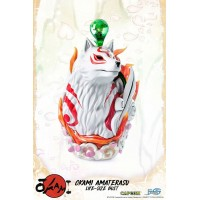 Okami Bust 1/1 Amaterasu 67 cm
