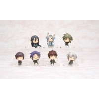 Hiiro No Kakera One Coin Trading Figure Display 5 cm(1 random)