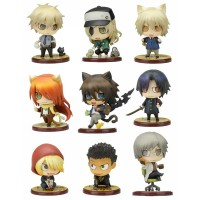 Togainu No Chi One Coin Trading Figure(1 random)