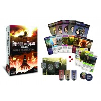 Attack on Titan: Deck Building Game - EN