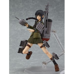 Kantai Collection Figma Action Figure Kitakami 13 cm