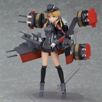 Kantai Collection Figma Action Figure Prinz Eugen 13 cm