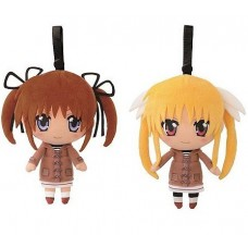 Ichiban Kuji Premium Magical Girl Lyrical Nanoha The MOVIE 2nd A's Vol.1 C Prize - KyunGurumi (1 random)