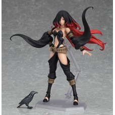 Gravity Rush 2 Figma Action Figure Gravity Raven 14 cm