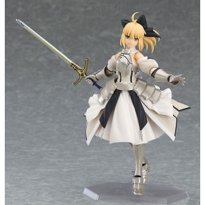 Fate/Grand Order Figma Action Figure Saber/Altria Pendragon Lily 14 cm