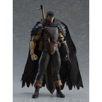 Berserk Figma Action Figure Guts Black Swordsman Ver. Repaint Edition 17 cm