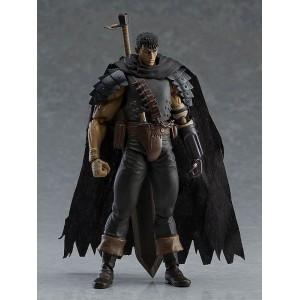 Berserk Figma Action Figure Guts Black Swordsman Ver. Repaint Edition 17 cm