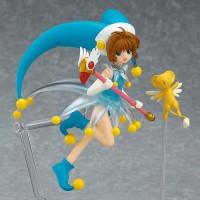 Card Captor Sakura figFIX Statue Sakura Kinomoto Battle Costume Ver. 12 cm
