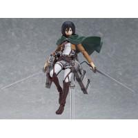 Attack on Titan Figma Action Figure Mikasa Ackerman 15 cm