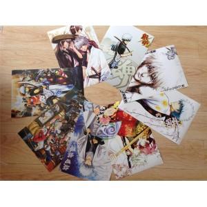 Gintama plakāti