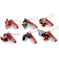Eye Up Gurren Lagann Mini Gurren Team Strap Figure