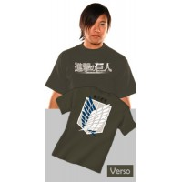 Attack on Titan T-Shirt Scout