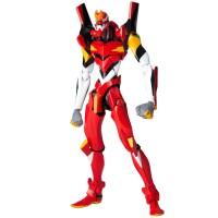 Evangelion Evolution Action Figure Revoltech EV-005 Evangelion Unit 2 14 cm