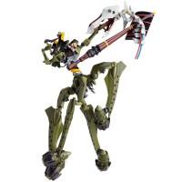 Evangelion Evolution Action Figure Revoltech EV-008 Evangelion Unit 5 (Provision Unit) 16 cm