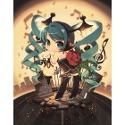 Character Vocal Series 01 Miku Hatsune Lamp Miku feat. Nekozakana