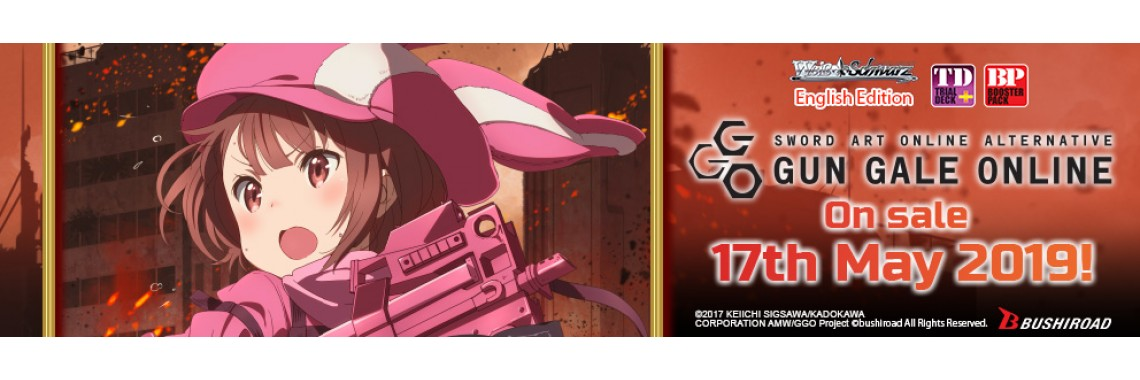 SAO Gun Gale Online