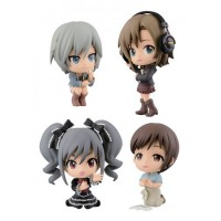 The iDOLM@STER Cinderella Girls ChiBi Figures 6 cm Assortment