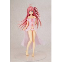 Aokana Four Rhythm Across the Blue PVC Statue 1/7 Asuka Kurashina Baby Doll Pink Color Ver. 23 cm