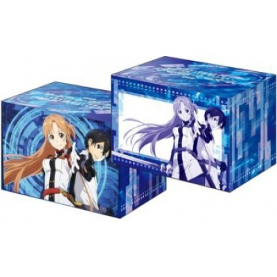 Bushiroad Deck Holder Collection V2 Vol.183 - Sword Art Online the Movie - Ordinal Scale Kirito & Asuna