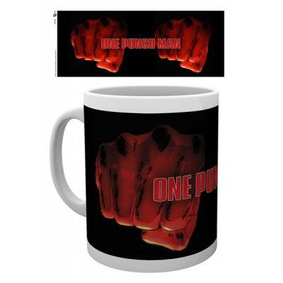 One Punch Man Mug Fist