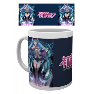 Hatsune Miku Mug Projection