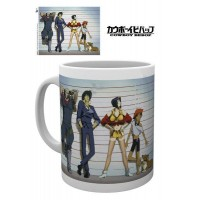 Cowboy Bebop Mug Line Up