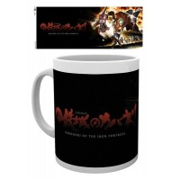 Kabaneri of the Iron Fortress Mug Logo