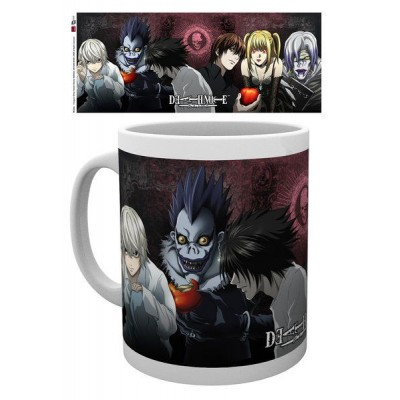 Death Note Mug Characters