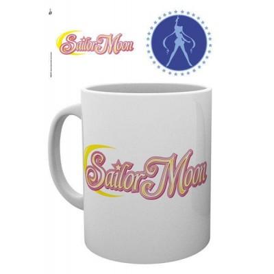 Sailor Moon Mug Logo