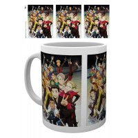 Yuri!!! on Ice Mug Group