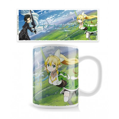 Sword Art Online Mug Bro and Sista
