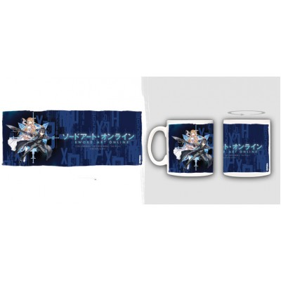 Sword Art Online Mug Bluetrix