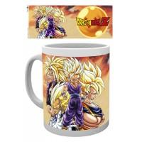 Dragonball Z Mug Super Saiyans