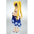 Magical Girl Lyrical Nanoha The Movie 1st PVC Statue 1/4 Fate Testarossa Swimsuit Ver. 27 cm
