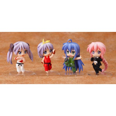 Nendoroid Petite: Lucky Star x Street Fighter (1 random)