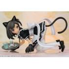 The Hentai Prince and the Stony Cat. PVC Statue 1/7 Tsutsukakushi Tsukiko Nekomimi Maid Ver. 10 cm
