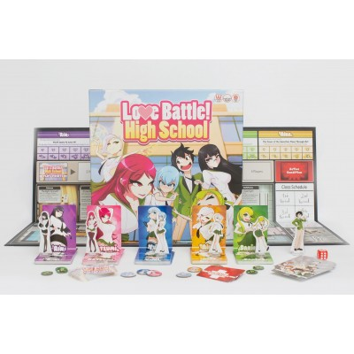 Love Battle! High School