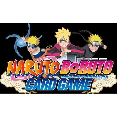 Naruto Baruto card game