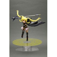 Magical Girl Lyrical Nanoha The Movie 1st Ani Statue 1/8 Fate Testarossa Devotion 18 cm