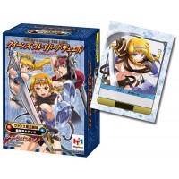 Queen's blade The duel trading card game - Starter deck 3 sisters of Vance