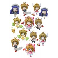 Cardcaptor Sakura Petit Chara Trading Figure 6 cm Release the Seal Assortment (1random)