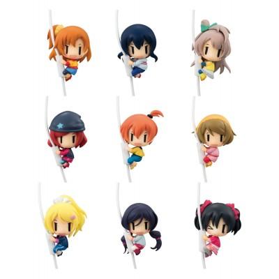Love Live! Cord Mascot Mini Figures 4 cm (1 random)