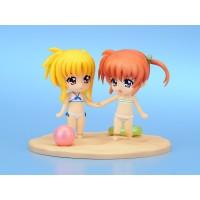 Nendoroid Petite: Nanoha & Fate - Summer Memories