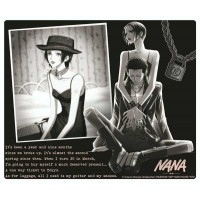 NANA mousepad  Nana and Ren